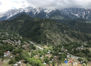Breathtakingly beautiful Lolab Valley to the borders of PoK, Tangdhar, Kashmir
