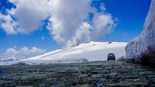 Drive to the Heavenly Gurez Valley via Wular Lake