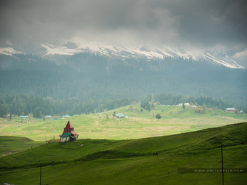 Srinagar to Gulmarg - a drive to the beautiful valley