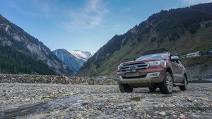Ford Endeavour - Long term review