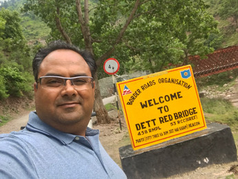 Road-trip to URI