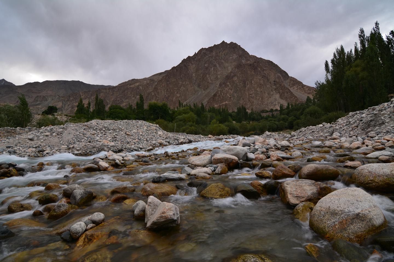River @ Ladakh