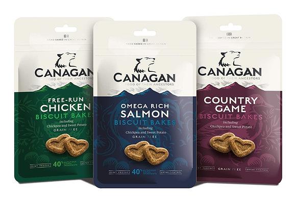 Canagan galletas horneadas
