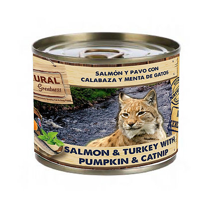 Comida húmeda gato - Natural Greatness