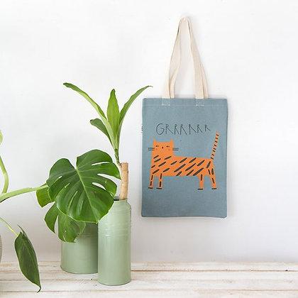 Colección - tigresa Raquel azul