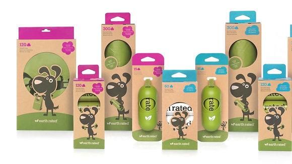 Bolsas biodegradables - varios formatos