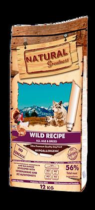 Wild (multiproteina)- Pienso para perro