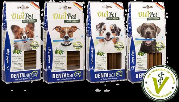 DentaBar 100% natural