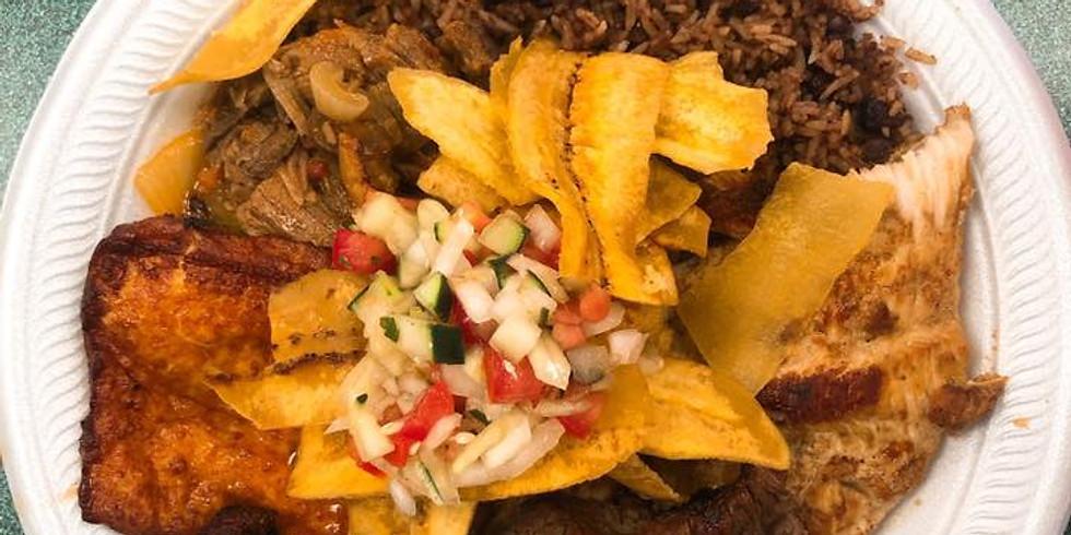 Lunch Tour Stop at Nicaragua Fritanga