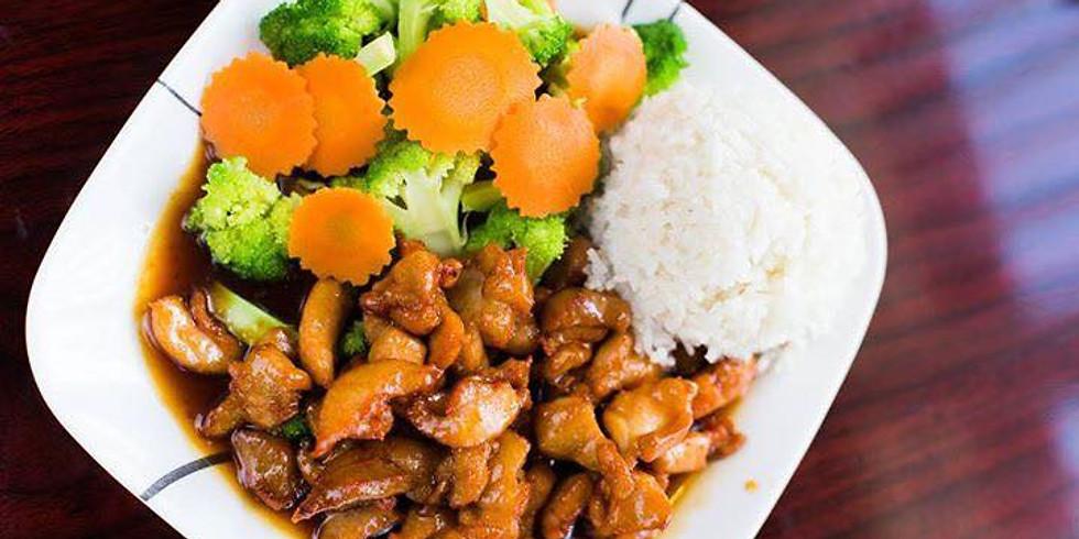 Lunch Tour Stop at Saigon