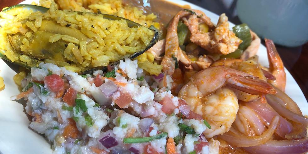 Lunch Tour Stop at El Puerto de San Blas