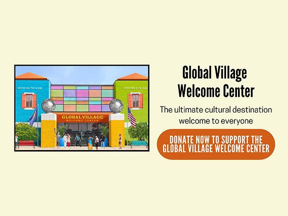 Global Village Donate Web Slider