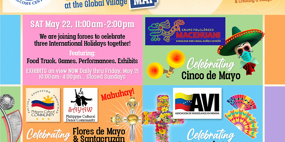 International Holiday Celebration