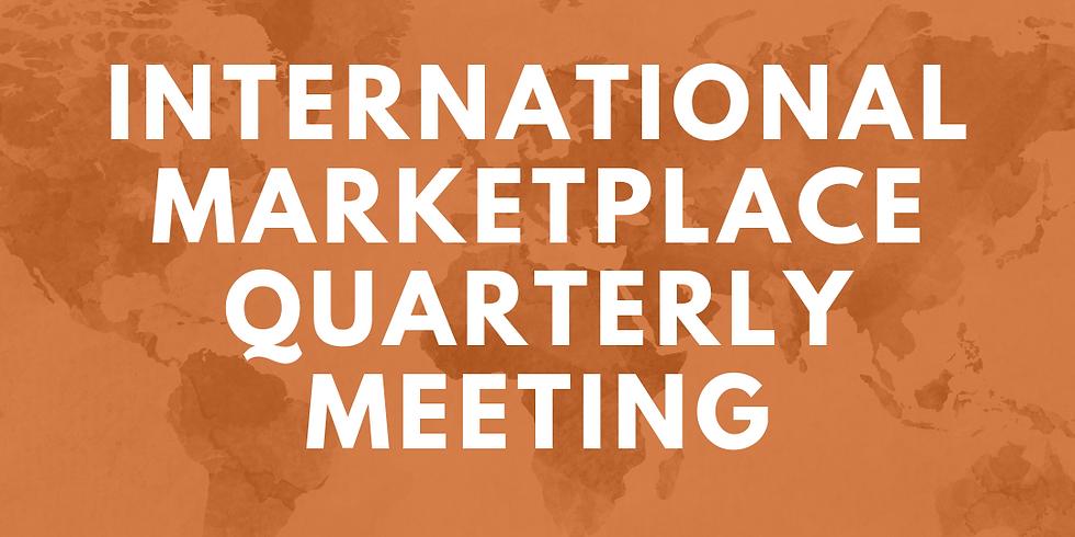 IMC Quarterly Public Meeting