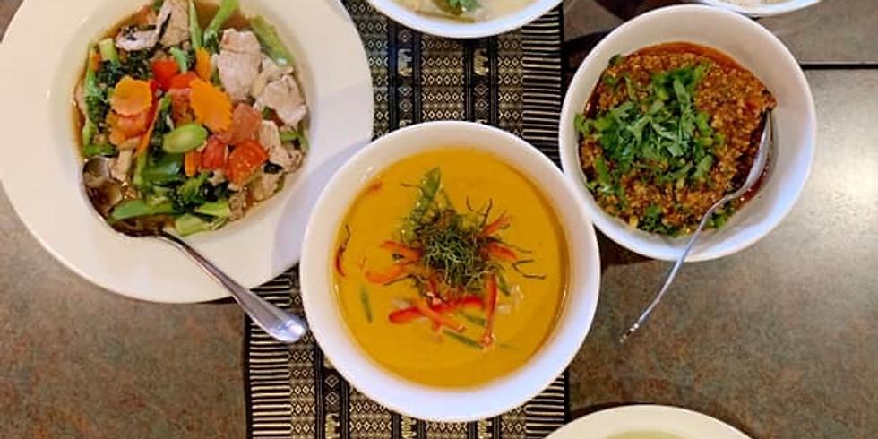 Lunch Tour Stop at Thai Town Cuisine 2
