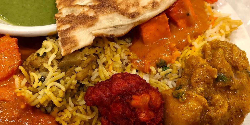 Lunch Tour Stop at Biryani House | Suhel's Kitchen