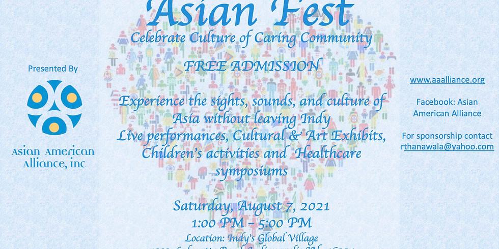 Asian Fest 2021