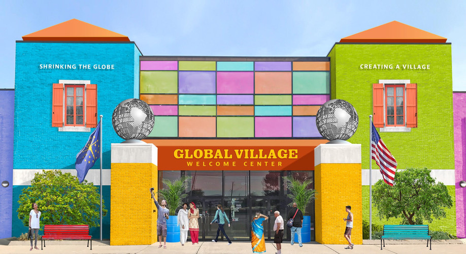 Global Village Welcome Center