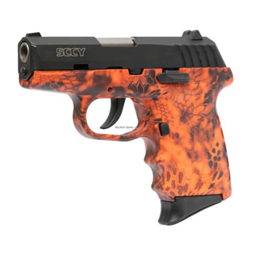 SCCY 9MM Pistol Kryptec Inferno