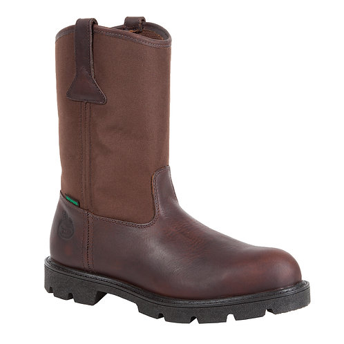 Georgia Homeland Waterproof Wellington Work Boot