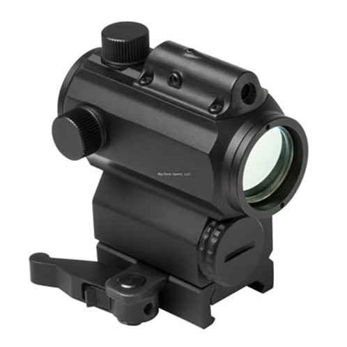 NcSTAR Red And Blue Dot Sight w/Built in GREEN Laser