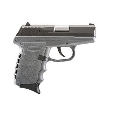 SCCY 9MM Pistol Sniper Gray