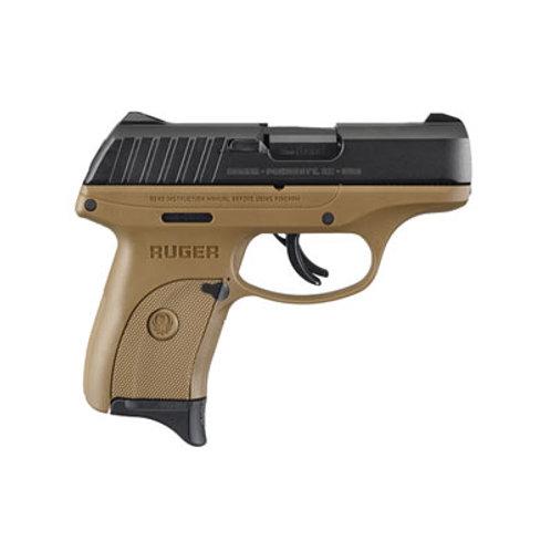 Ruger EC9s 9mm Dark Earth