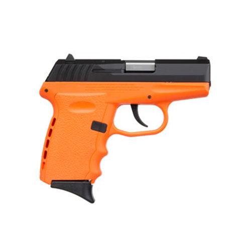 SCCY 9MM Pistol Orange Frame