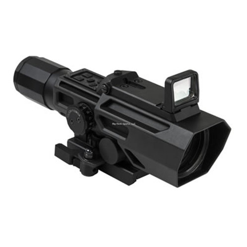 NcSTAR 3-9X42mm Tactical Scope