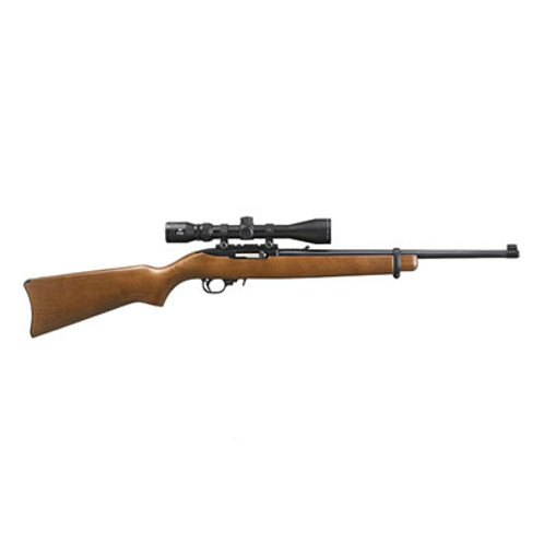 Ruger 10/22 22LR Semi Auto Rifle With Scope