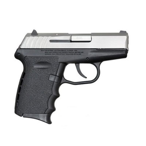 SCCY 9MM Pistol Black/Stainless