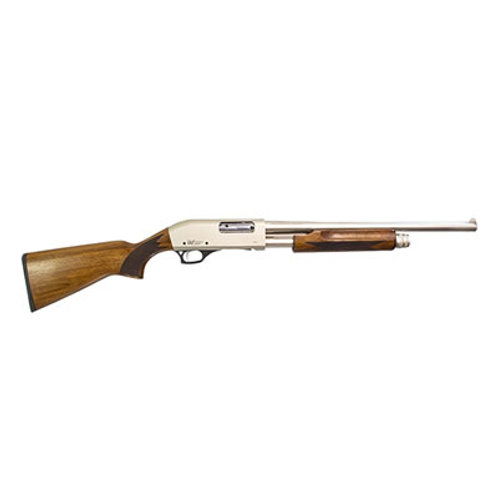 GForce Arms Pump 12GA Pumpernickel Shotgun