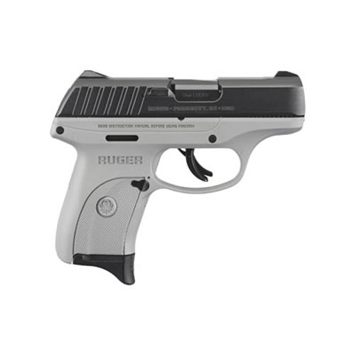 Ruger EC9s 9mm Semi Auto Pistol Gray Frame