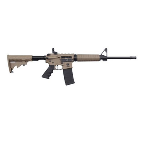 Ruger AR-556 5.56/.223 Semi Auto Rifle
