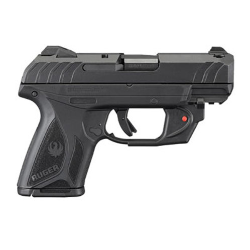 Ruger Security 9 Compact 9MM Pistol With Laser