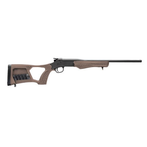Rossi Tuffy Single Shot 410GA Shotgun Dark Earth