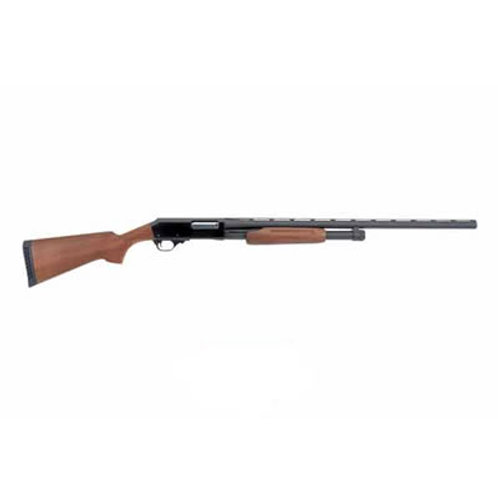 H&R Pardner 12GA Pump Shotgun Walnut