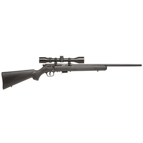 Savage FXP Bolt 22MAG Rimfire Rifle w/Scope PKG