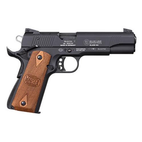 Blue Line Solutions Mauser 22LR Pistol