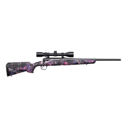 Savage Axis XP *YOUTH* Bolt Rifle .243 Scope Pkg.
