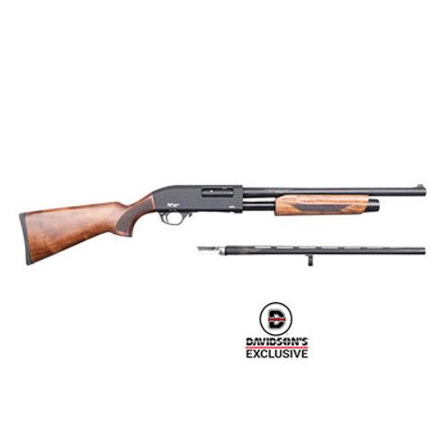 GForce Arms 12GA 2-In-1 Pump Shotgun