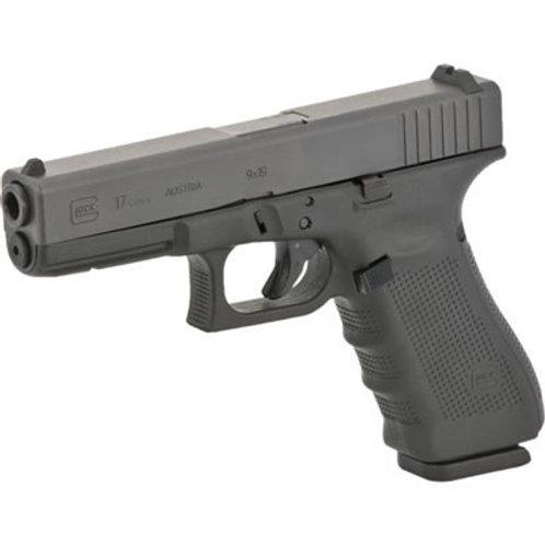 Glock G17 GEN4 9MM Auto Pistol