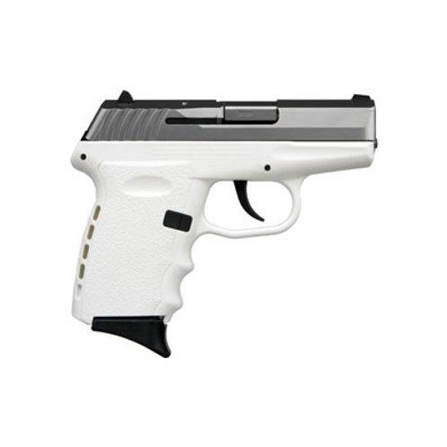 SCCY 9MM Pistol White Frame