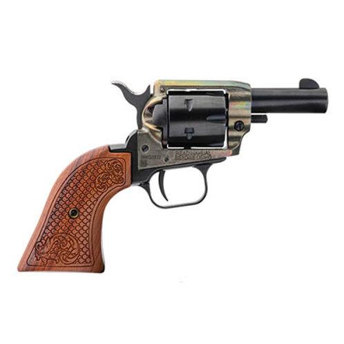 Heritage 22LR Revolver Barkeep Wood Grips