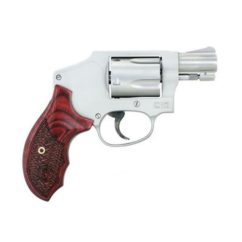 S&W 642 Airweight Centennial 38 SPL Revolver