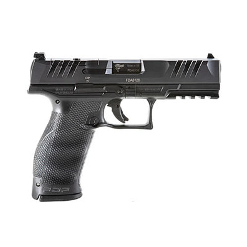 Walther PDP Optic Ready 9MM Auto Pistol