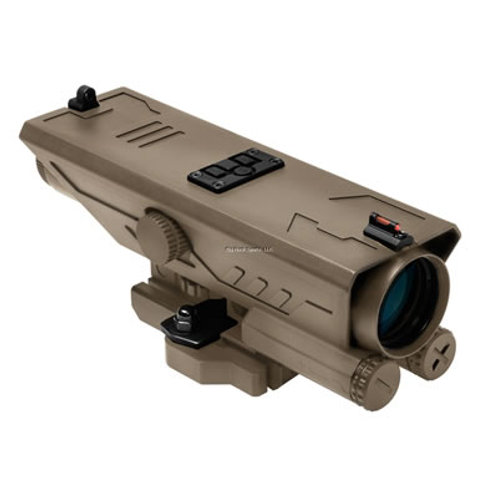 NcSTAR Delta 4X30 Sniper Scope
