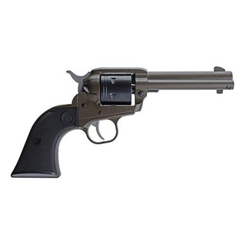 Ruger Wrangler Plum Brown 22LR Revolver