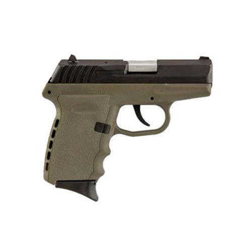 SCCY 9MM Pistol Flat Dark Earth Frame