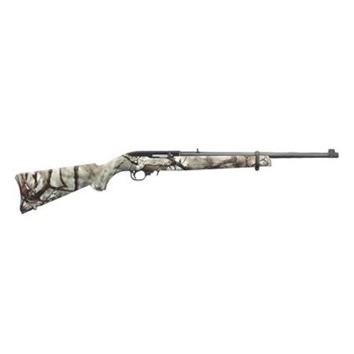 Ruger 10/22 Go Wild Camo 22LR Semi Auto Rifle